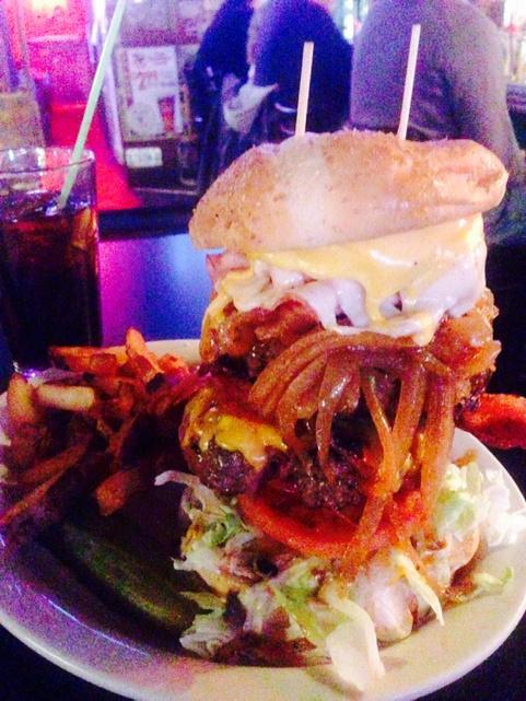 therminator burger