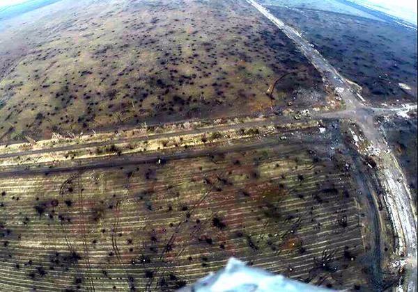 Вчера пограничники зафиксировали вторжение вертолета без опознавательных знаков со стороны России, - Лысенко - Цензор.НЕТ 4842