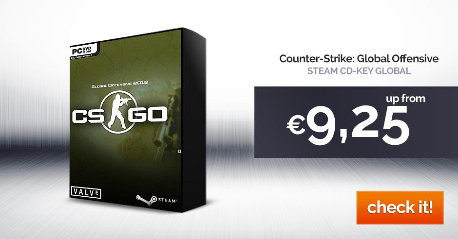 buy counter-strike global offensive steam cd key