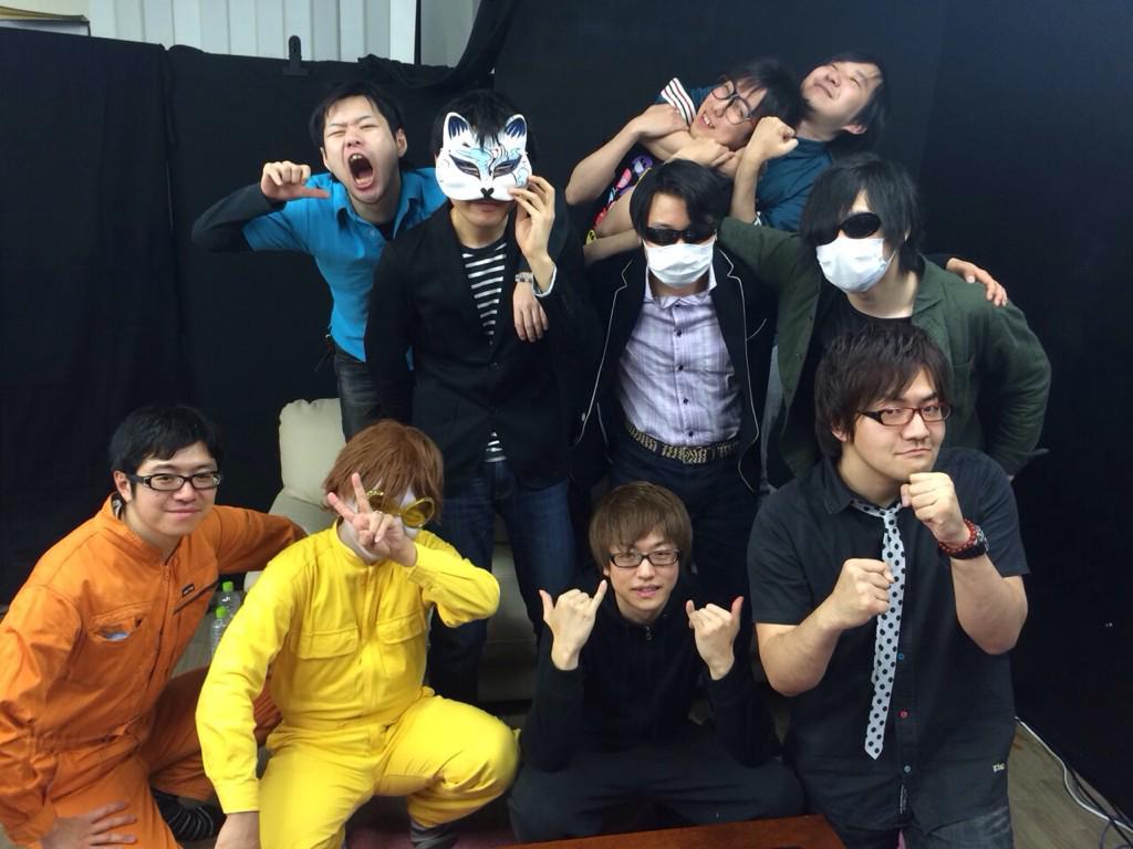 わくバン×音速ニキ放送お疲れした! http://t.co/UDDNlSvafC