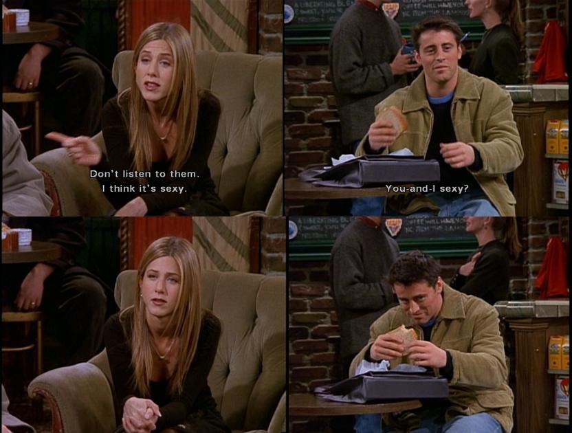 To Rachel a Joey připojit
