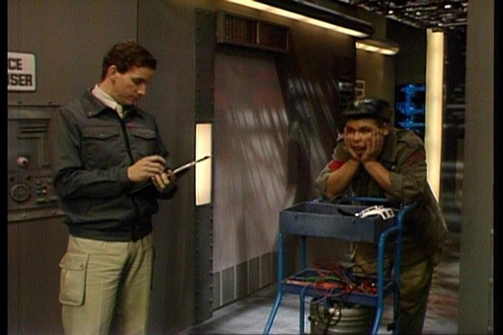 15th February 1988. It's an unbelievable 27 years today since the first episode of #RedDwarf was broadcast. Crikey. http://t.co/dleEdTMAn1