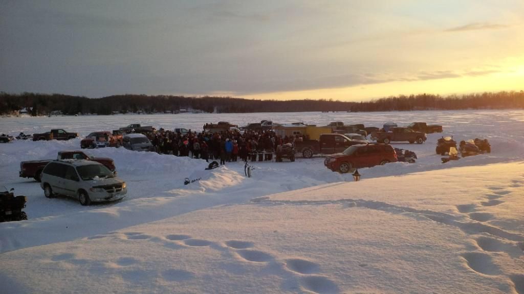 Ice Fishing Derby- UPDATE