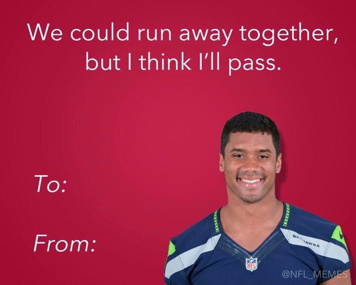Athlete Action on Twitter Football Valentines Day Cards http – Football Valentines Day Cards
