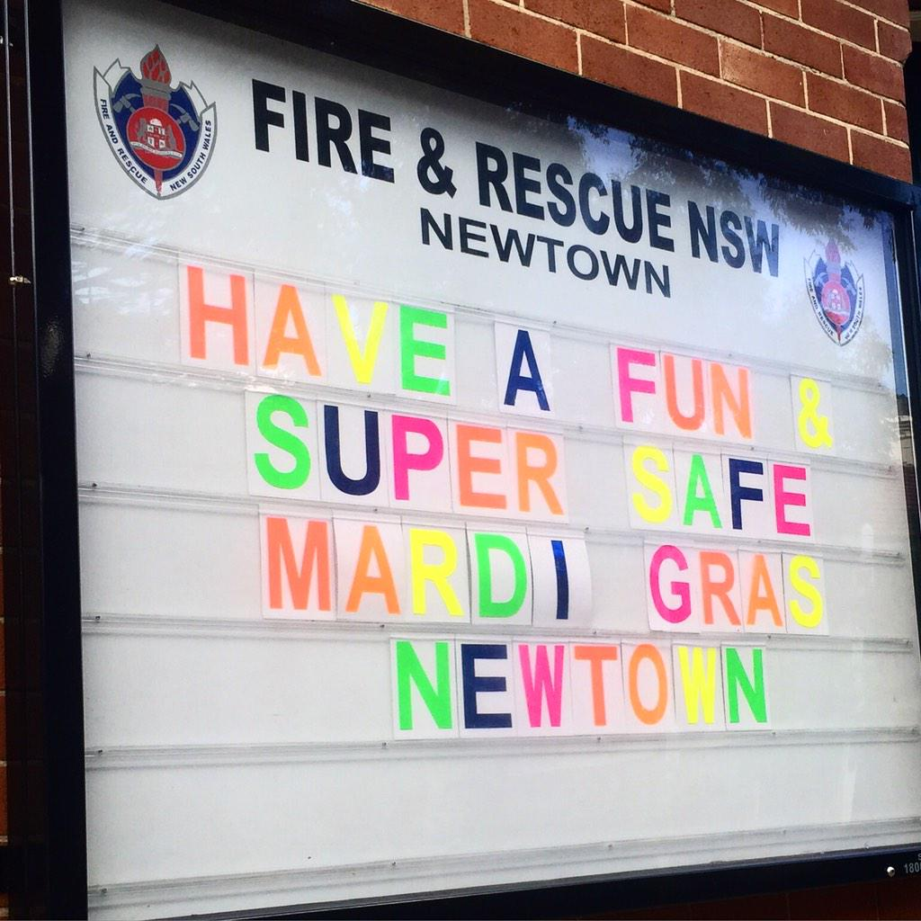 Don't you just love Newtown Fire Station in Sydney??