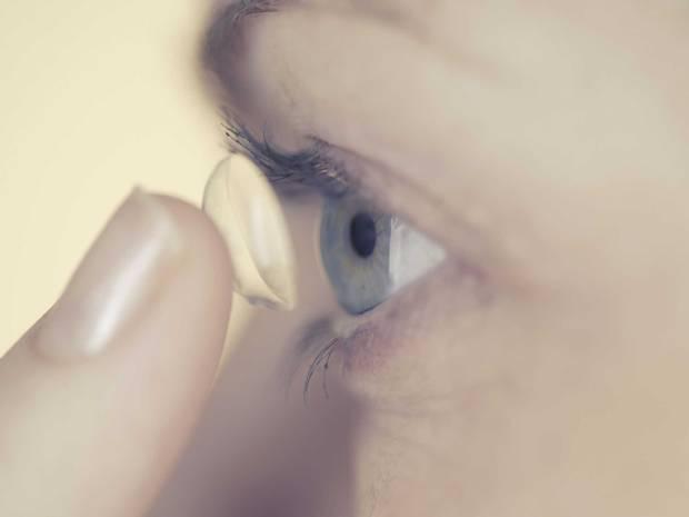 La lente a contatto che Zooma, speranza per i non vedentI