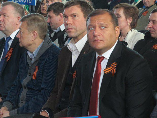 Выдвинутые Ефремову обвинения касаются финансирования сепаратистов на Луганщине, - Наливайченко - Цензор.НЕТ 7645