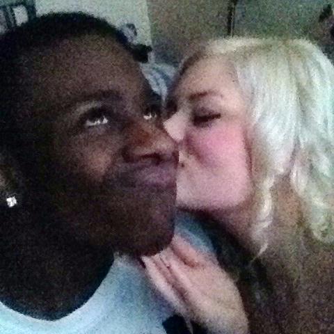 Merlin recommend best of interracial blonde selfie