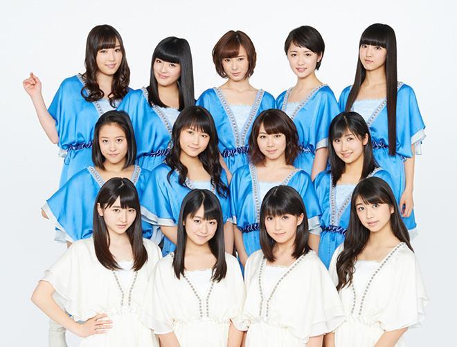 (*'-'*) RT @barks_news: 譜久村聖リーダーの新生モーニング娘。が4月15日シングルリリースを発表 http://t.co/pxS8bh5HH6 #モーニング娘。 #morningmusume http://t.co/UujiAjWy9J