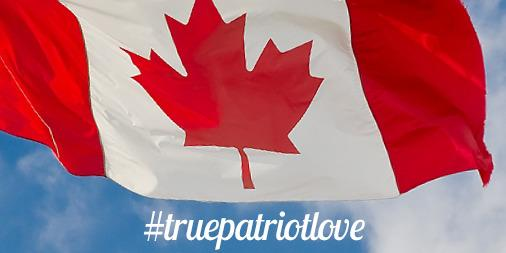 The Maple Leaf flag is 50 today. Share it with pride. http://t.co/rAaciKUVd0