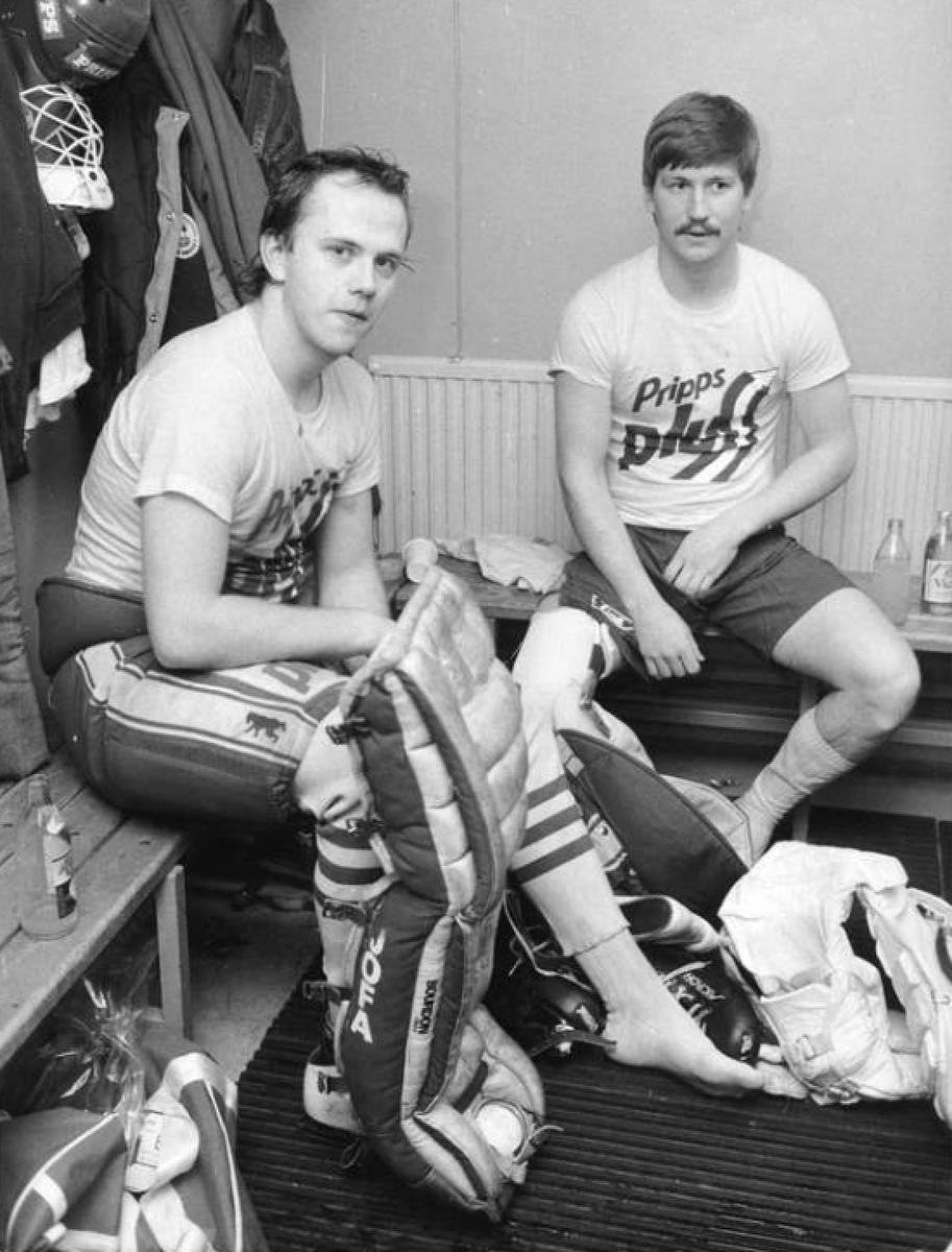 """KirunaRetro on Twitter: """"Göte Wälitalo & Pekka Lindmark #kiruna ..."""