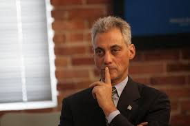 Rahm Emanuel's motorcade runs red light on Election Day