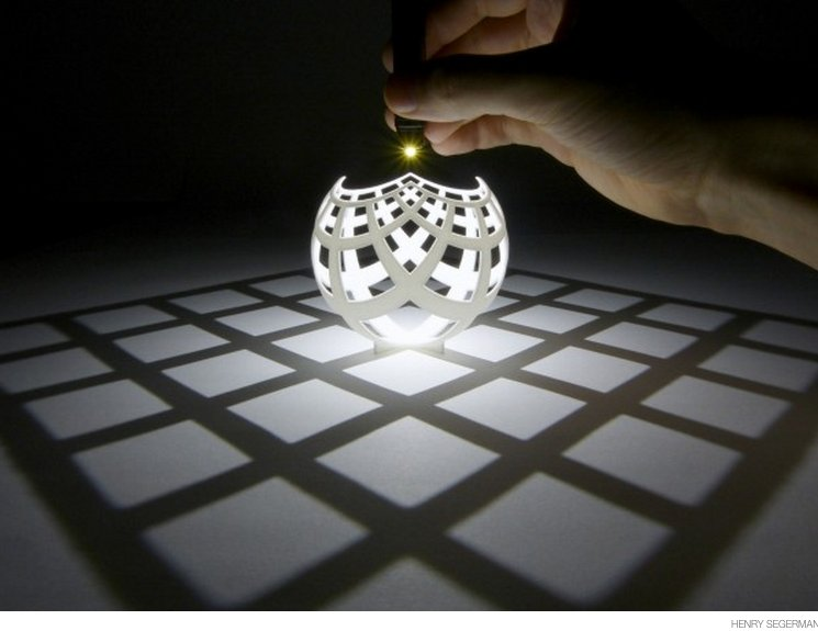 Artist Uses 3-D Printing to Create 'Shadows' of 4-D Objects