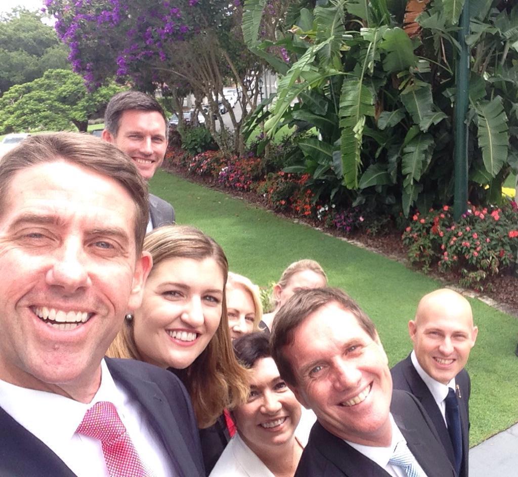 I know it's so 2014, and I'm no Ellen, but here it is.... #cabinetselfie @MichaelCoombes @tegangeorge @JTQld http://t.co/RCLys5YrtI