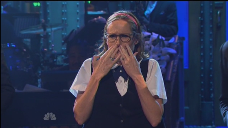 """@BuzzFeedEnt: Mary Katherine Gallagher!!!!! #SNL40 http://t.co/tFH4o0D3cM"""