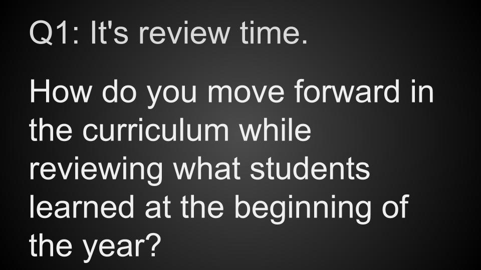 Thumbnail for #WHAPchat:  Review Time!