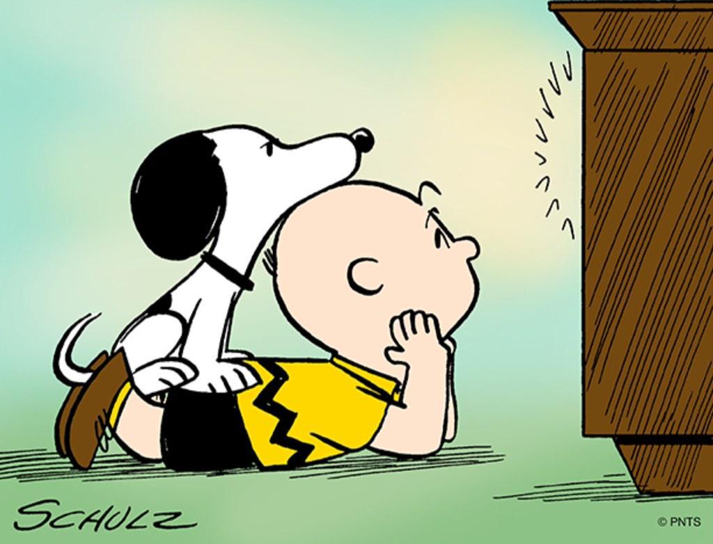 Peanuts snoopy twitter - Charlie brown zitate ...