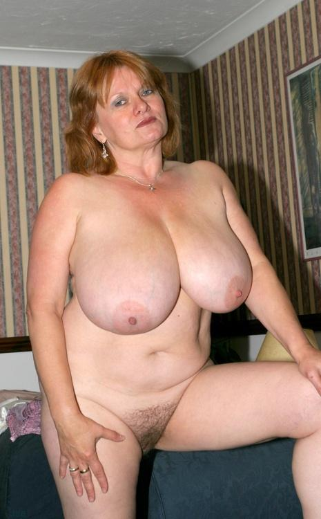 LOVE Filthy busty granny sucks young shaft wet pussy... mmh