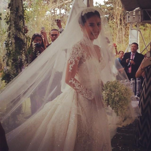 Grace Kelly Inspired Wedding Gowns: Like Grace Kelly: The Gown That Inspired @heart021485's