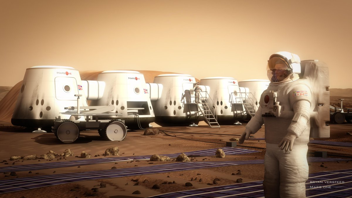 50 men, 50 women are chosen by @MarsOneProject to compete for one-way trips to Mars: http://t.co/cFtRHaaM1O #mars100 http://t.co/0r1tSkfdJ1