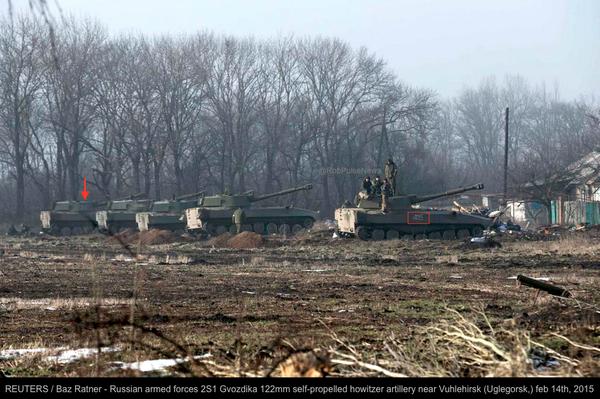 Украинская сторона не готова отводить тяжелое вооружение. 129 обстрелов - это не прекращение огня, - СНБО - Цензор.НЕТ 4410