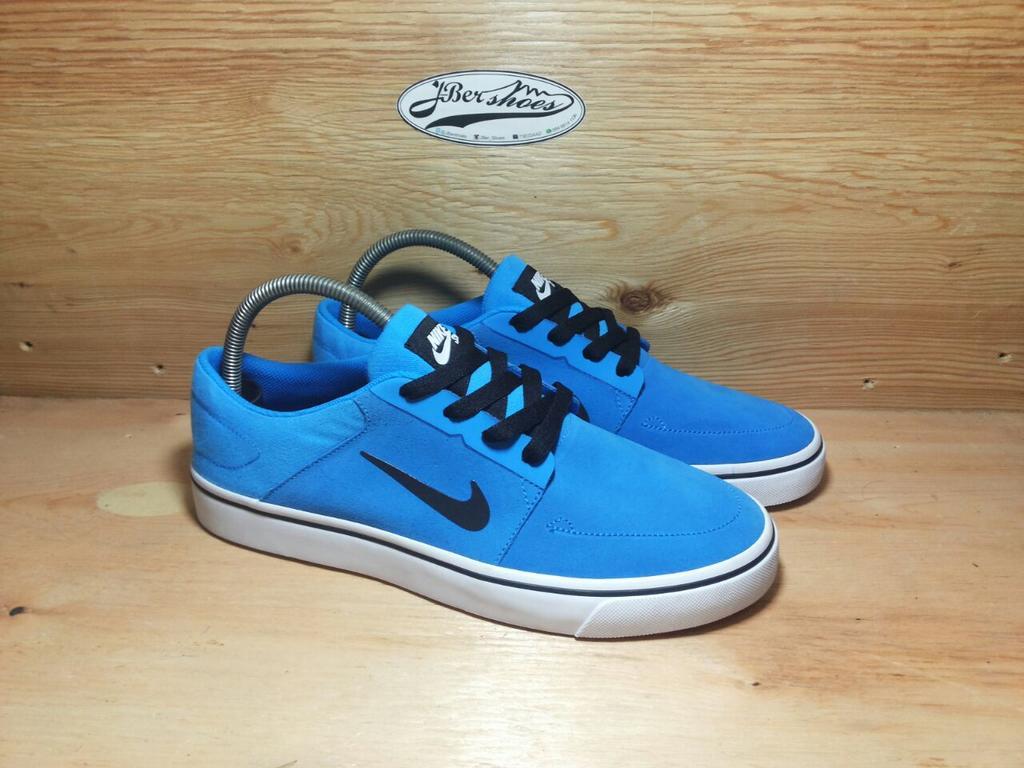 Nike Sb Portmore Blue
