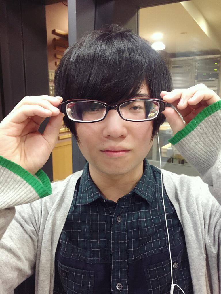 RT @Koutarotaro: 武内くんのメガネをかけたそうま http://t.co/PA4Ql6b8lE