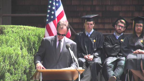 David Carr Gives 10 Bits of Work/Life Advice to UC Berkeley Grads. They'll serve you well too http://t.co/OZYwHpenjF http://t.co/adFt2y70zA