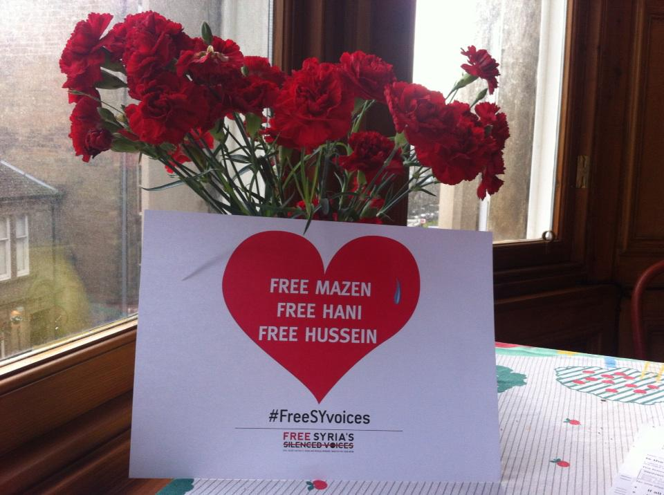 Thumbnail for Hearts in Our Hands #FreeSYvoices