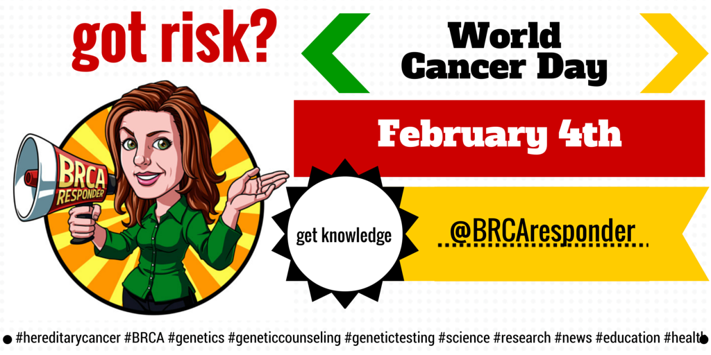 got risk? #WorldCancerDay #BRCA #genetics #science #research #hereditarycancer #education #knowledge #HBOC @GotMilk http://t.co/LZOezMT2xG