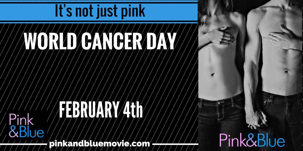 @alkirkland27 @hisbreastcancer @ProtectThePecs @pinkandbluedoc @MensHlthNetwork #WorldCancerDay #february4 http://t.co/OGzpzH5jdN