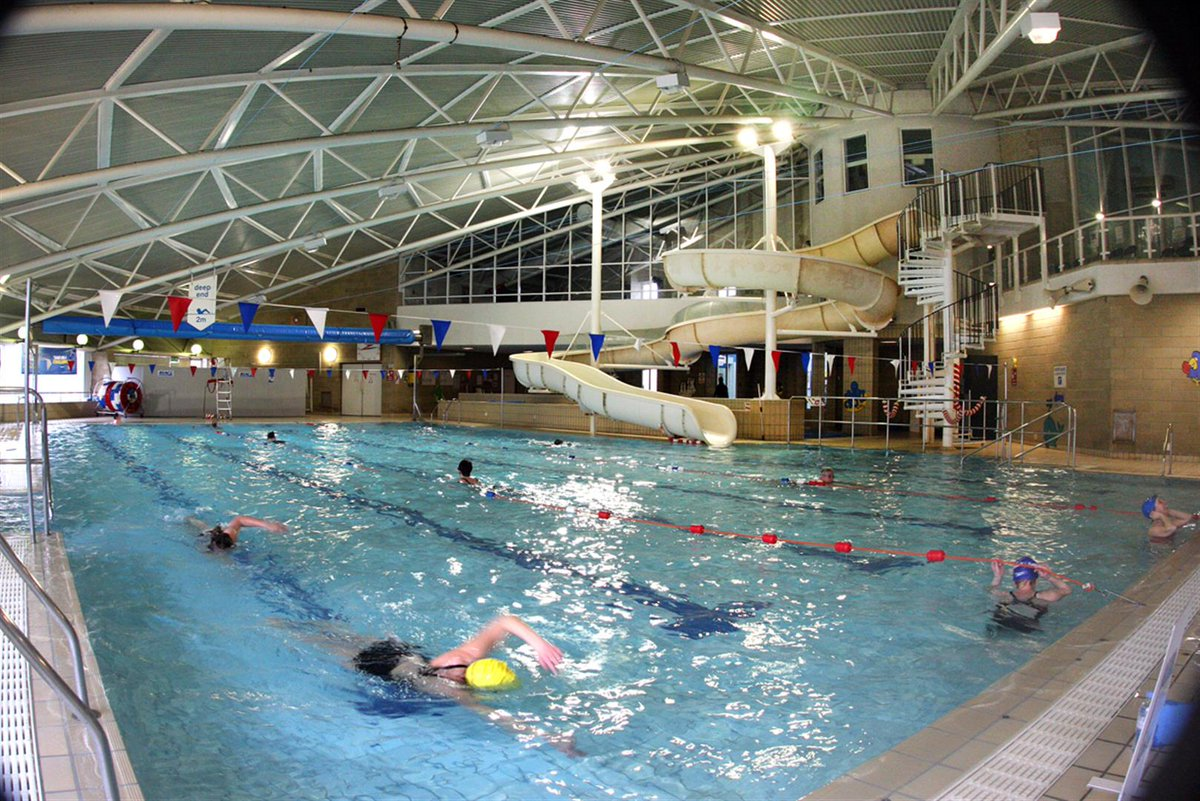 teignbridge on twitter wahoo the swimming pools re open at newton abbot leisure centre