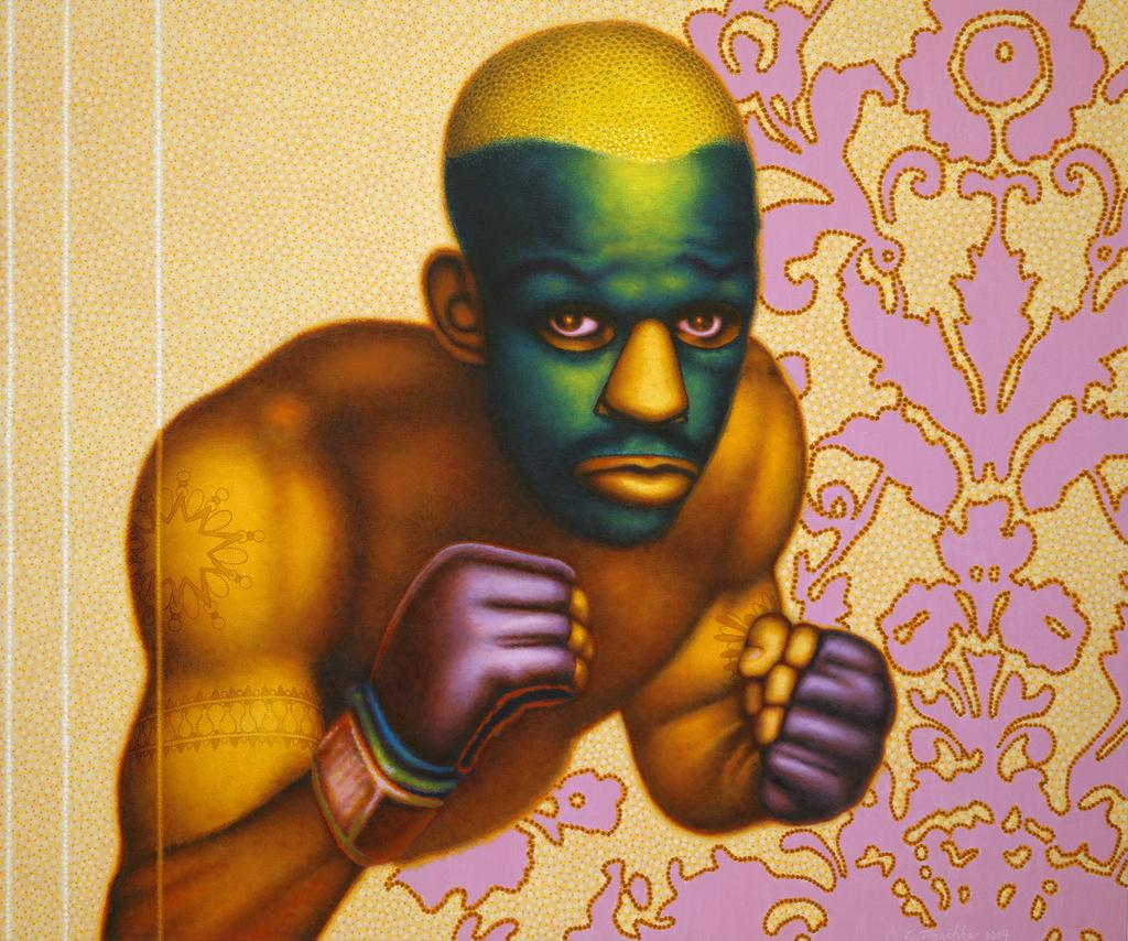 The underbelly of urban life & dark side of Pop Art: don't miss our FREE Ed Paschke exhibition http://t.co/RGmyVGTeSP http://t.co/Yy2rKv9ZLH