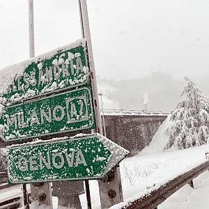 Allerta Meteo: Trenitalia cancella treni Liguria-Piemonte per la Neve