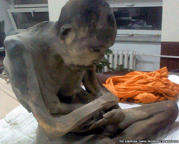 How far will you go in find serenity?  Mummified monk in Mongolia 'not dead', say Buddhists  http://t.co/BWNhRdARRQ http://t.co/WWoptim0Kl
