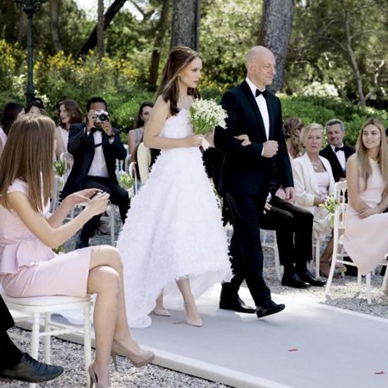Just Wait Until You See What Natalie Portman Does To Her Dior Wedding Gown