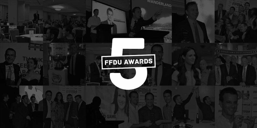 It's that time again! Nominations for the 5th annual #FFDUAwards are now open! http://t.co/zGihHrb01J http://t.co/eOF9z5tp96