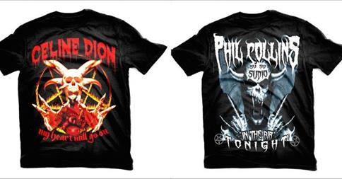 Heavy metal T-shirts for inoffensive pop stars http://t.co/vNe9UYT0s9 http://t.co/vZu6vzX6BN