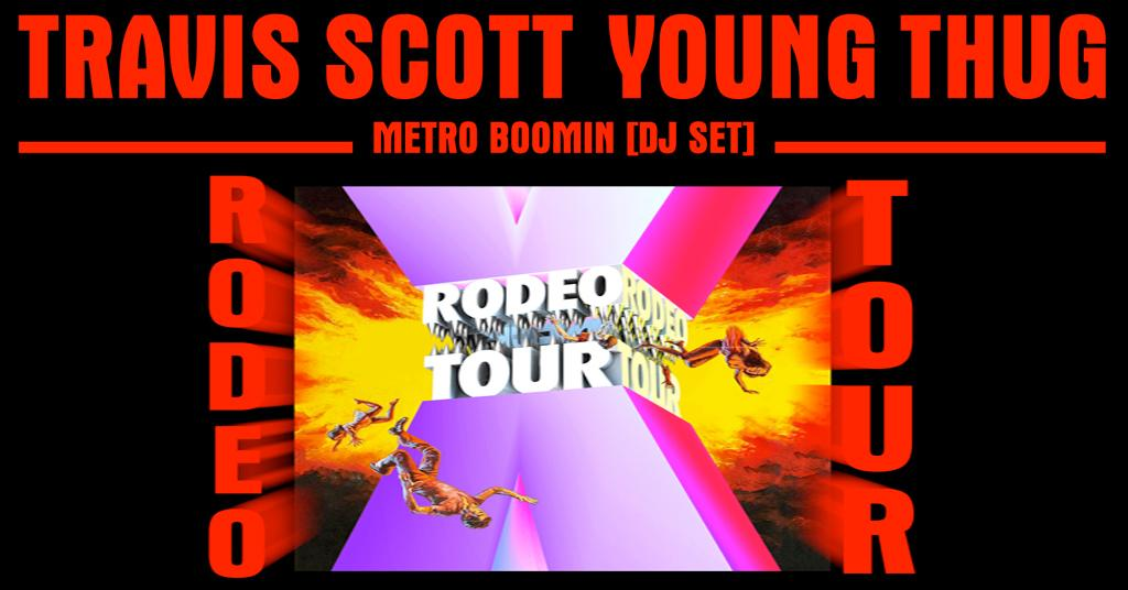 JUST ANNOUNCED — @YoungThug & @TrvisXX Scott on March 19th! Tickets on sale Friday at 10AM at http://t.co/oOhAOlNO9l http://t.co/Xr7oisajYs