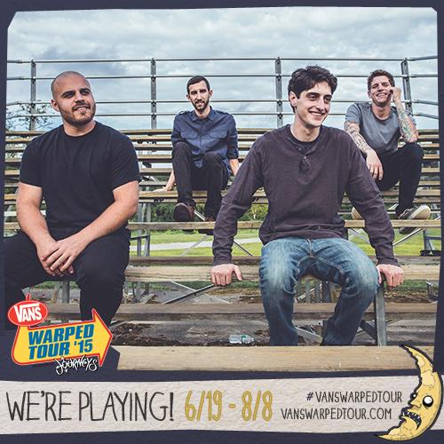 We will be on @VansWarpedTour 2015. Come hang with us! http://t.co/by5nDd9aS8