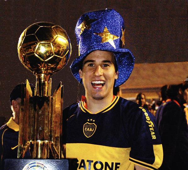 los grandes del futbol sudameric