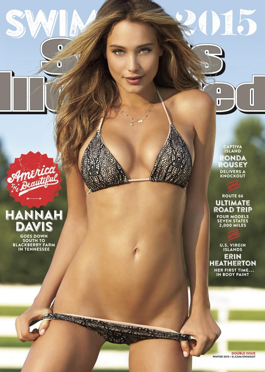 Hannah Davis - Derek Jeter's Girlfriend