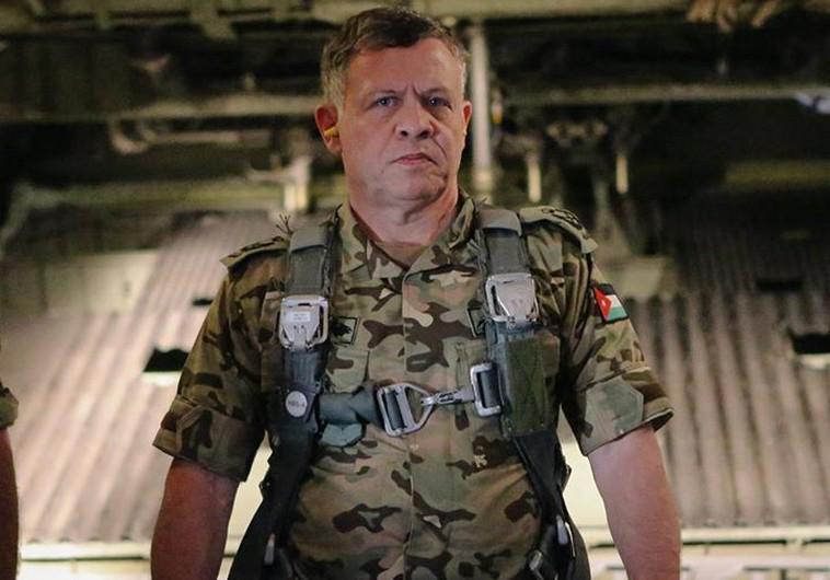 #Jordan king cites Clint Eastwood in revenge vow