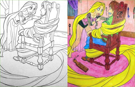 Never Give Childrens Coloring Books To College Students Pictwitter I5EUHedAbo