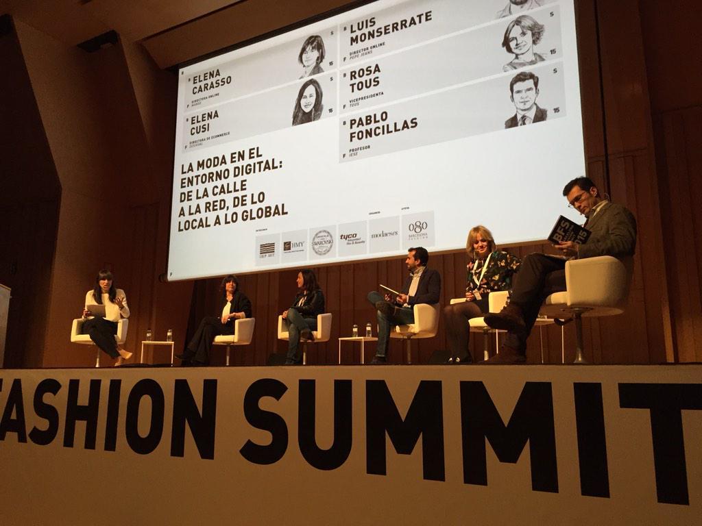La moda en el canal online: Resumen del BCN Fashion Summit 1