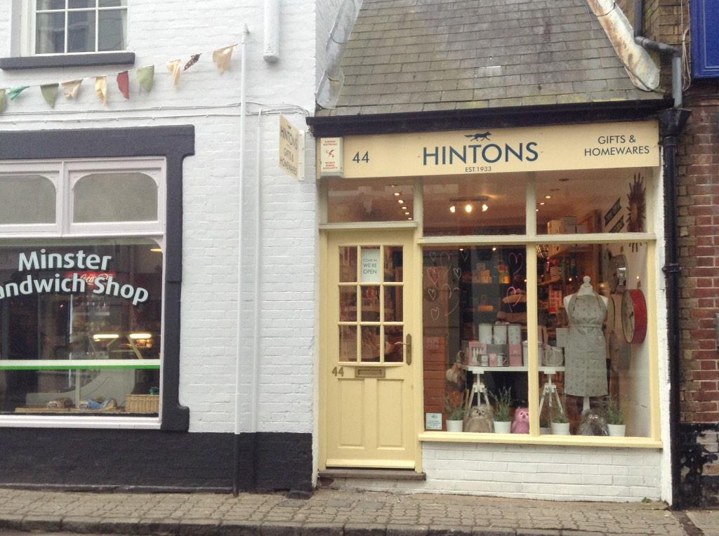 Went into the loveliest boutique today in #Wimborne - @HintonsHome such a treasure trove http://t.co/Cu1trv7ICS