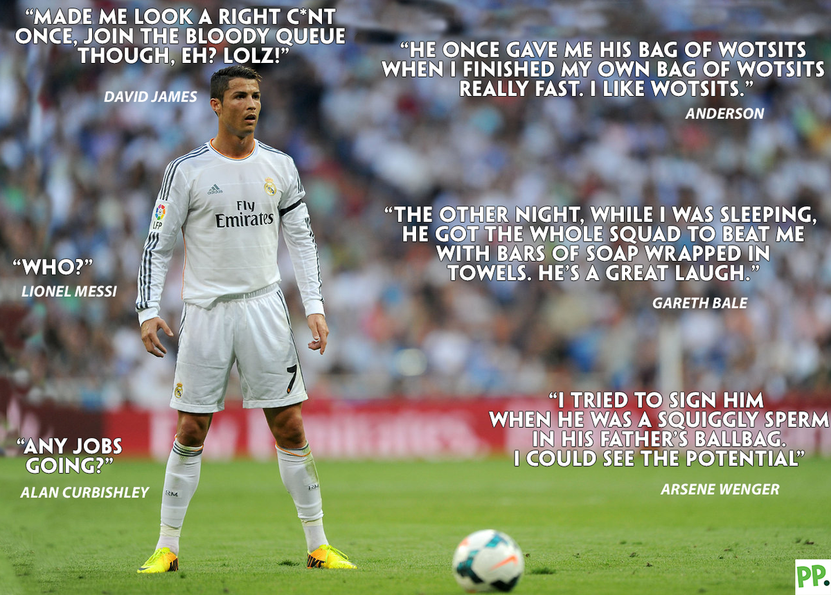 As cristiano ronaldo turns 30, let's take a look at some ...