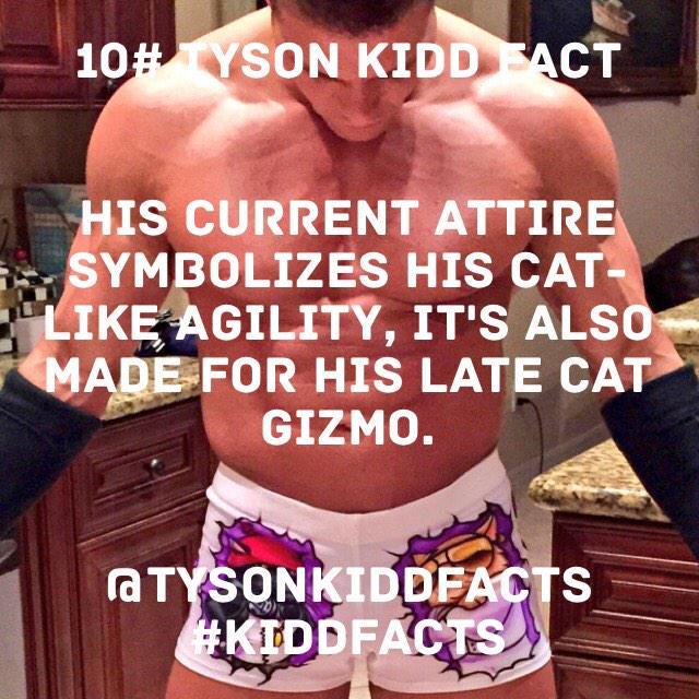 Kidd twitter tyson Tyson Kidd