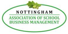 Business team attend first Nottingham Association of School Business Management conference. Great exhibition!