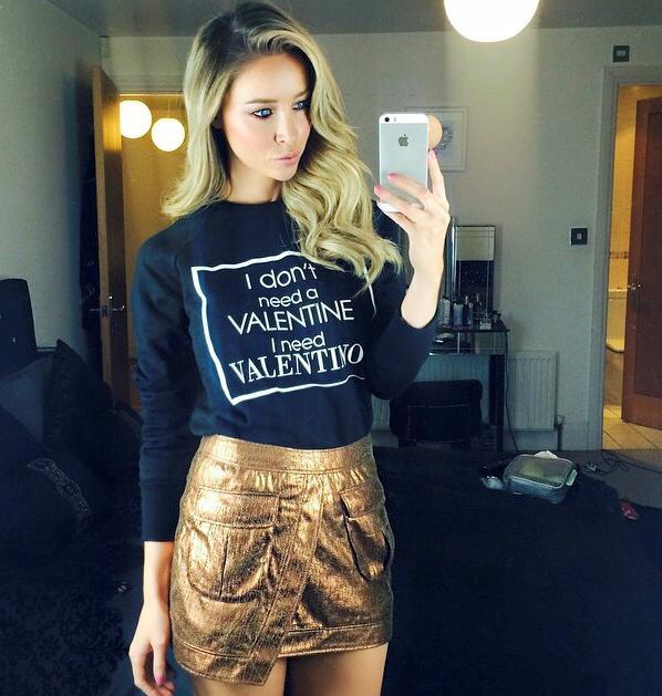 So excited lots of lovelies coming into #lollyandmitch buying their @LaurenPope #Valentine sweatshirts! Can post! http://t.co/uEBsECk6fr